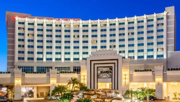 LA크라운플라자 호텔 커머스 카지노 방문기 (미국-멕시코 part 1)